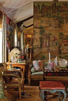 Fortuny Interiors