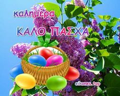 Greek Easter, Happy Easter, Beautiful Flowers, Desserts, Holidays, Night, Happy Easter Day, Tailgate Desserts, Deserts