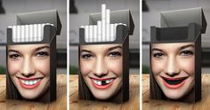 conditional: if you smoke then you will have bad teeth. converse: if you have bad teeth then you smoke. Inverse: if you do not smoke then you do not have bad teeth. contraceptive: if you do not have bad teeth then you do not smoke. Anti Tabaco, Social Advertising, Creative Advertising, Advertising Ideas, Advertisement Examples, Ads Creative, Anti Smoking, Smoking Effects, Smoking Kills