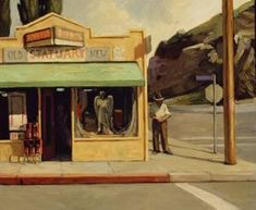 """Angel of Los Angeles"" - Limited Editions - All Artwork - Sally Storch - Tara Drew Gallery 
