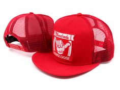 More Brand Mesh Snapback Hats ID:0600