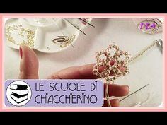 2°Tutorial ad Ago. - Pratichiamo il Chiacchierino - La Croce 1°Parte. - YouTube