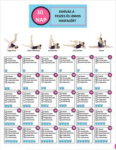 Get toned abs in just 30 Days with this Abs Challenge! Do the moves listed & you… – 30 Day ABS Workout Plans Reto Fitness, Fitness Herausforderungen, Sport Fitness, Fitness Routines, Fitness Workouts, At Home Workouts, Fitness Motivation, Health Fitness, Fitness Challenges