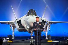 Sale de fábrica el primer F-35A japonés-noticia defensa.com