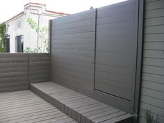 Modern Fence Gate  And  Gate |