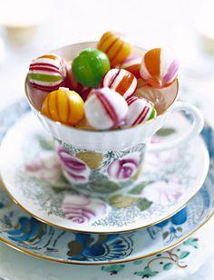 BAYRAM. caramels rodons