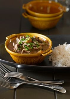 malaysian beef curry - destitute gourmet