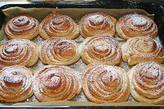 Norwegische Zimtschnecken, ein schönes Rezept mit Bild aus der Kategorie Backen. 4 Bewertungen: Ø 3,8. Tags: Backen, Europa, Kuchen, Norwegen, Skandinavien