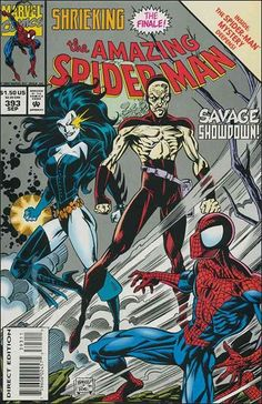 Amazing Spider-Man (1963) 393-A by Marvel
