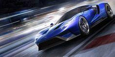 Ford GT en Forza Motorsport 6 - http://autoproyecto.com/2015/06/ford-gt-en-forza-motorsport-6.html?utm_source=PN&utm_medium=Pinterest+AP&utm_campaign=SNAP