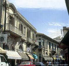 Cyprus Lemesos Old Town