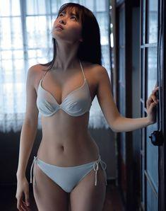 Pretty Asian Girl, Cute Asian Girls, Beautiful Asian Women, Cute Japanese Girl, Japanese Sexy, Sexy Bikini, Jolie Lingerie, Mädchen In Bikinis, Asian Woman