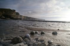 Monkash Coast, Vale of Glamorgan