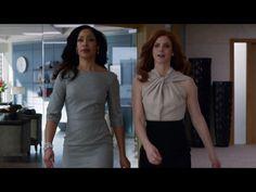 Suits 4x03 - Donna's Lanvin dress