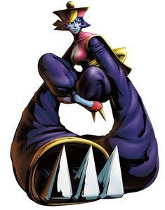 Hsien-Ko - Marvel vs. Capcom 3