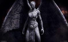 gargoyles movie | Gargoyle Queen - I Frankenstein