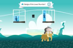 How to teach kids fractions: Slice Fractions is one of the Best Math Apps for Kids and beautifully designed