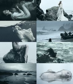Thistla: The sea is a terrifying and dangerous place. Stormy and uncaring for the lives of men.