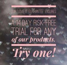 Try it- Risk Free!! Love it Guarantee!! www.eyelashyou.com www.facebook.com/TonyaGurley