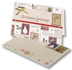 Wir haben neue Designkarten mit Kuverts entwickelt und präsentieren insgesamt vier neue Designs. In jeder Packung haben Sie acht Karten und acht Kuverts. Mehr erfahren Sie auch unter www.folia.de