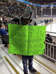Image result for sharks and ducks fans
