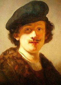 Missing Rembrandt found in Croydon  Canvas 'worth £ 50m'