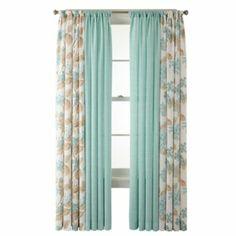 Valeron Lucia Window Curtain Panels - Bed Bath & Beyond | Home Office |  Pinterest | Window curtains, Window and Bath