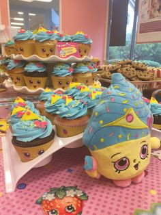 cupcake queen shopkins cupcakes