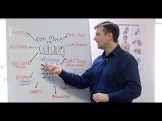 Dr Eric Berg : Is Your Calcium Level Too High ♥  9 minutes video, excellent info, easy remedy ♥ http://www.drberg.com/blog/nutrition/is-your-calcium-levels-too-high