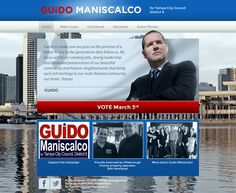 Website built by Uhsome.com  #Tampa #Marketing #Elections #Vote