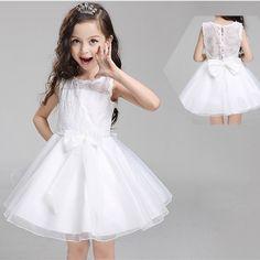 $14.00 (Buy here: https://alitems.com/g/1e8d114494ebda23ff8b16525dc3e8/?i=5&ulp=https%3A%2F%2Fwww.aliexpress.com%2Fitem%2FNew-Arrivals-Girls-Summer-Party-Big-Bow-Princess-Dresses-Flower-girl-white-Princess-wedding-Dress-Kids%2F32384610842.html ) New Arrivals Girls Summer Party Big Bow Princess Dresses,Flower girl white Princess wedding Dress,Kids beautiful Clothing for just $14.00