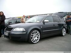 custom b5 passat | Passat b5.5 with helios wheels