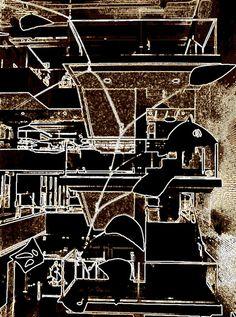 Calder Stairway enhancement #2, via Flickr.