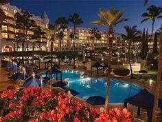 Fairmont Kea Lani - Maui, HI  Beautiful views and suites!