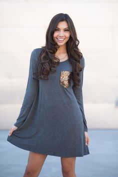 Love for Sequins Tunic – Boutique Amore