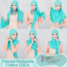 Tutorial Hijab Simple dan Terbaru