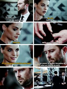 """Are we playing a married couple again?"" #Jeller #Blindspot #Season2 #2x04"