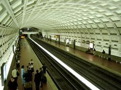 Dupont Circle Metro - used this station a zillion times in 16 years.