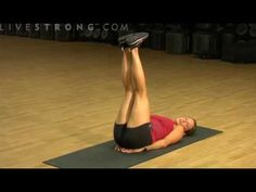 Daily Morning Core Workout - Skinny Ms.