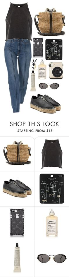 """last friday"" by millicent4 ❤ liked on Polyvore featuring Khokho, River Island, Alexander Wang, Topshop, Maison Margiela, Grown Alchemist, Jean-Paul Gaultier, Yves Saint Laurent and MICHAEL Michael Kors"