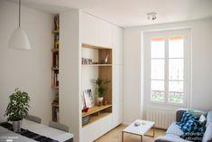 Rénovation toute en lumière d'un appartement Parisien, MODAL ARCHITECTURE - Côté Maison