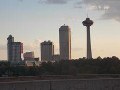 Niagara falls trip in canada