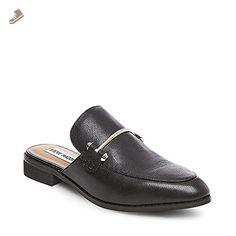 Steve Madden Women's Laaura Black Leather Casual 7.5 US - Steve madden pumps for women (*Amazon Partner-Link)
