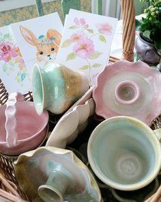 Handmade ceramics Mother Earth, Vintage Fashion, Pottery, Plates, Ceramics, Tableware, How To Make, Handmade, Inspiration