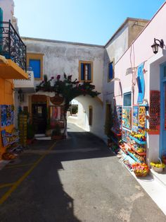 Fabulous shopping and dinner/night life in Chóra | Kythira | Greece