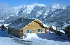 Cowboy Heaven Cabins » Moonlight Basin, Big Sky MT