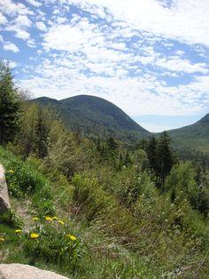 White Mountains  near Lincoln, NH
