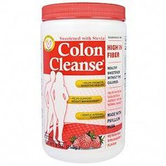 Health Plus, Colon Cleanse, Sweetened with Stevia, Refreshing Strawberry Flavor, 9 oz g) (Discontinued Item) Colon Cleanse Diet, Healthy Cleanse, Natural Colon Cleanse, Cleanse Recipes, Cleanse Detox, Bowel Cleanse, Colon Detox, Liver Detox, Juice Cleanse