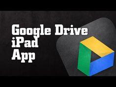 ▶ Google Drive iPad App Tutorial - YouTube