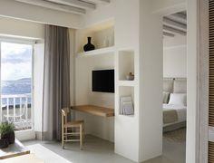 Mykonos, Bill & Coo Coast Suites by K-Studio – casalibrary